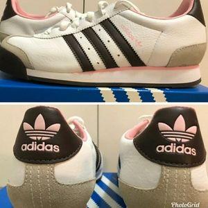 2005 Adidas Samoa Lifestyle Athletic Shoe Womens